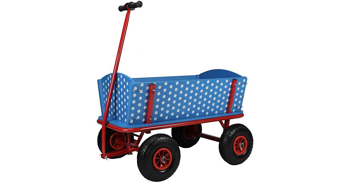 Bollerwagen Style Blaubeere