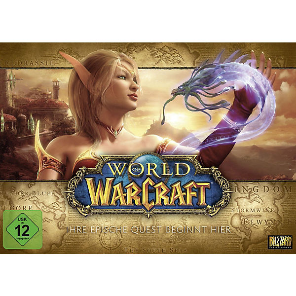 PC World of Warcraft: Battlechest 4.0