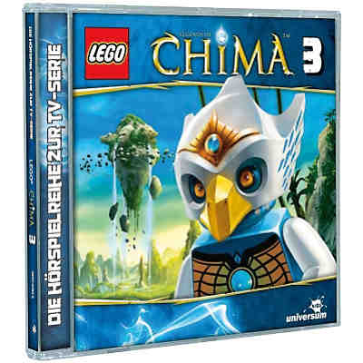CD LEGO: Legends of Chima 03