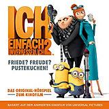 CD Ich-Einfach Unverbesserlich 2