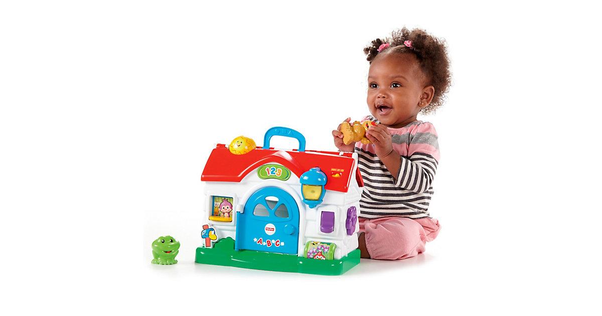 Fisher-Price Lernspaß - Hündchens Spielhaus