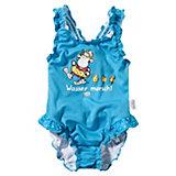 FASHY Baby Windel-Badeanzug für Mädchen, türkis