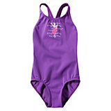 FASHY Kinder Badeanzug, lila