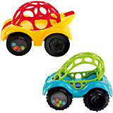 """Развивающая игрушка """"Машинка"""", красная, Oball"""