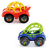 "Развивающая игрушка ""Машинка"", синяя, Oball"