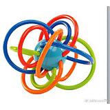 """Развивающая игрушка """"Разноцветная планета"""", Oball"""