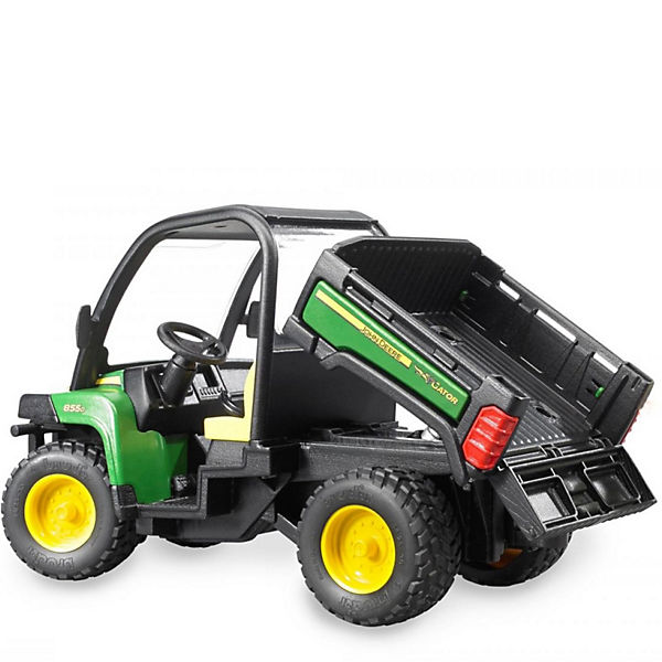 bruder 02491 john deere gator 855d 1 16 john deere mytoys. Black Bedroom Furniture Sets. Home Design Ideas