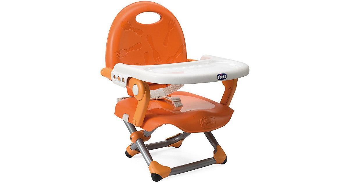 Babystuhlsitz Pocket Snack, mandarino orange