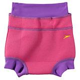 SPEEDO Baby Windel-Badehose mit UV-Schutz, pink
