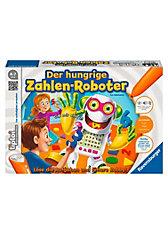 tiptoi: Der hungrige Zahlenroboter (ohne Stift)