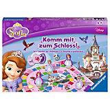Disney Prinzessin Sofia die Erste Komm mit zum Schloss!
