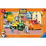 Rahmenpuzzle Bob der Baumeister und sein Team 15 Teile