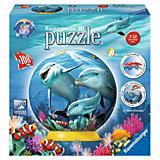puzzleball® Süße Delfine 108 Teile