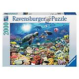 Пазл «Подводный мир» 2000 деталей, Ravensburger