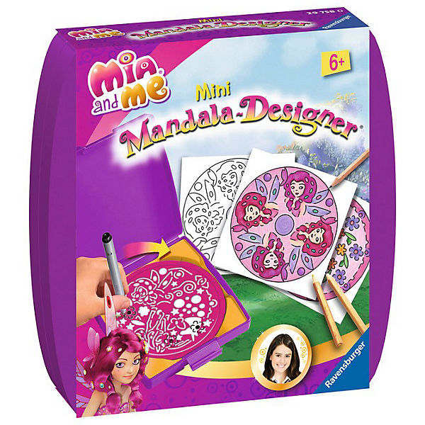 mini Mandala-Designer® Mia and me