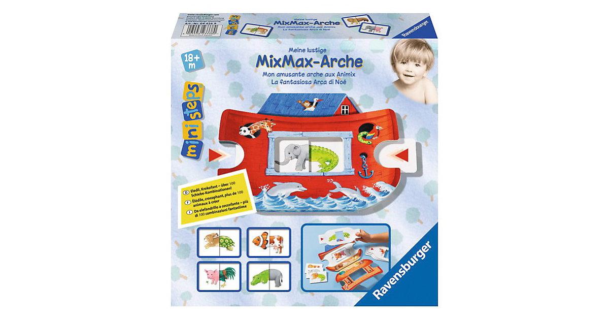 ministeps® - Meine lustige MixMax-Arche