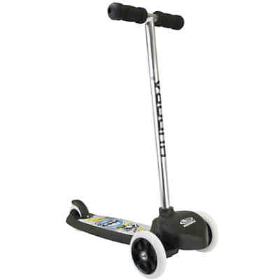 HUDORA Mini Scooter T-Bar Schwarz