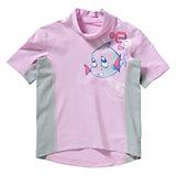 HYPHEN Baby Schwimmshirt BABZ mit UV-Schutz, rosa