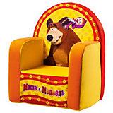 Игрушка-кресло Маша и медведь