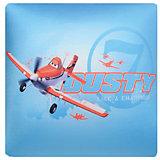 Подушка антистресс Самолеты 31*31, арт. 52756-1, Small Toys, синий