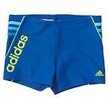 adidas Performance Badehose für Jungen, blau