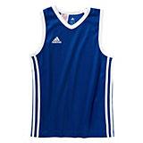 adidas Performance Basketball Shirt für Jungen, blau