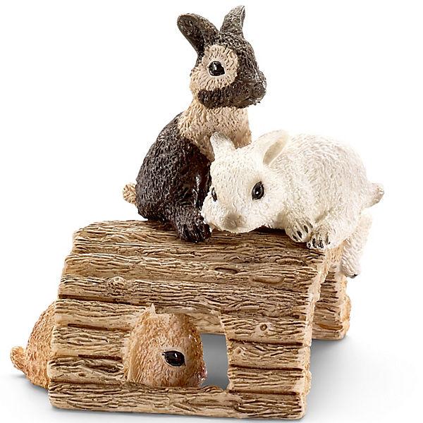 Играющие кролики, Schleich