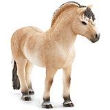 Фиордская лошадь: жеребец, Schleich