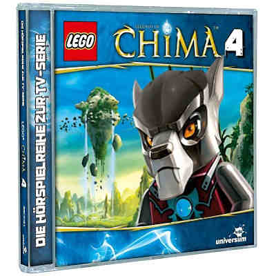 CD LEGO Legends of Chima 04