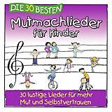 CD Die 30 besten Mutmachlieder für Kinder