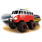RC Fahrzeug VW T1 Wheely Bus m. Turbo für Wheely