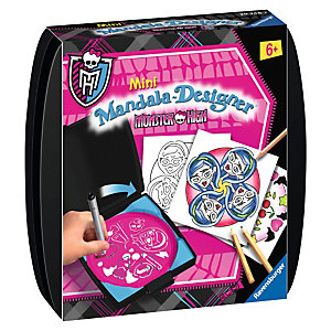 "Мандала мини ""Monster High"", Ravensburger"