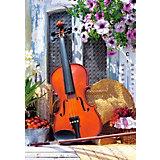 """Пазл """"Мелодия скрипки"""", 1000 деталей, Castorland"""