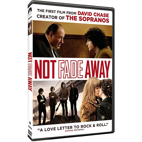 DVD Not fade Away