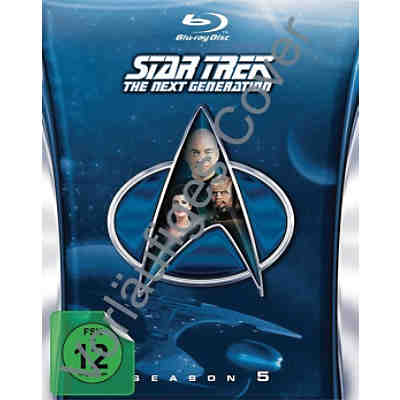 BLU-RAY Star Trek - The Next Generation - Season 5