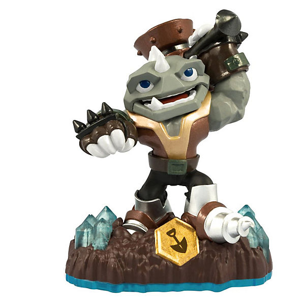 Skylanders Swap Force Charakter Rubble Rouser