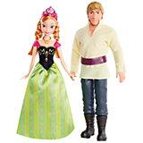 Куклы Анна и Кристоф, Холодное сердце, Принцессы Дисней