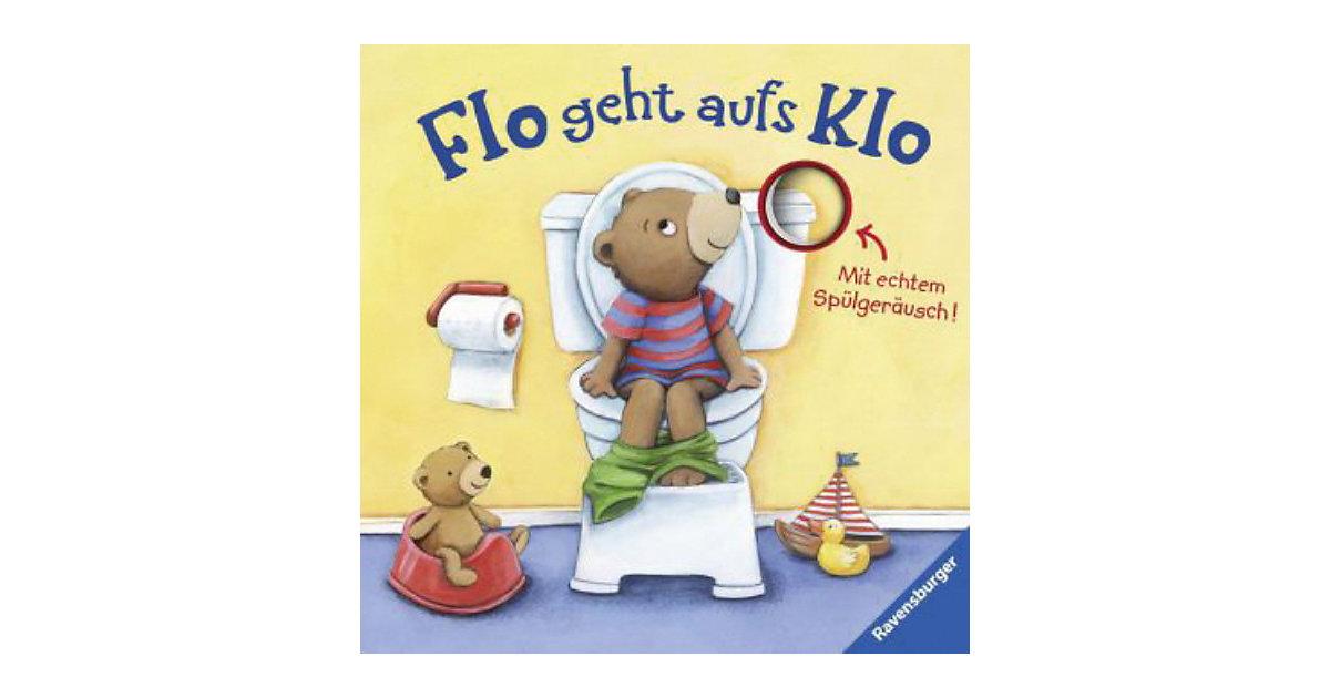 Buch - Flo geht aufs Klo, m. Tonmodul