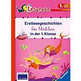 Leserabe: Erstlesegeschichten für Mädchen in der 1. Klasse, Sammelband