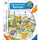 tiptoi®: Wir reisen durch Europa