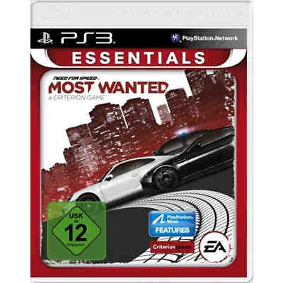 PS3 Need For Speed: Most Wanted