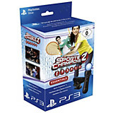 PS3 Move Starter - Pack mit Sports Champions 2