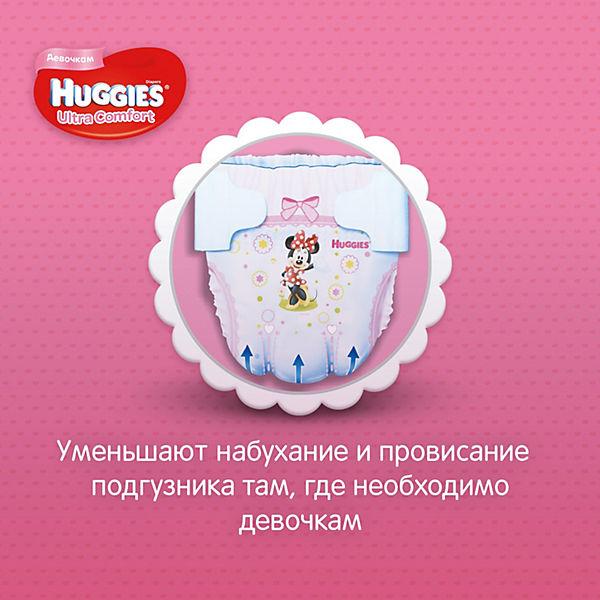 Подгузники Huggies Ultra Comfort 5 Disney Box для девочек, 12-22 кг, 105 шт. (35х3)