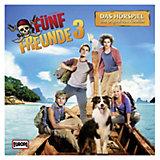 CD Fünf Freunde 3 - Hörspiel zum Kinofilm