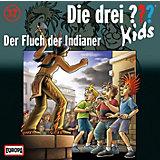 CD Die drei ??? Kids 37 - Der Fluch der Indianer