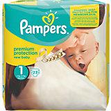 PAMPERS New Baby Gr.1 Newborn 2-5kg Tragepack 1x23 Stk.