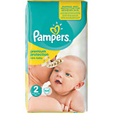 PAMPERS New Baby Gr.2 Mini 3-6kg Sparpack 1x44 Stk.