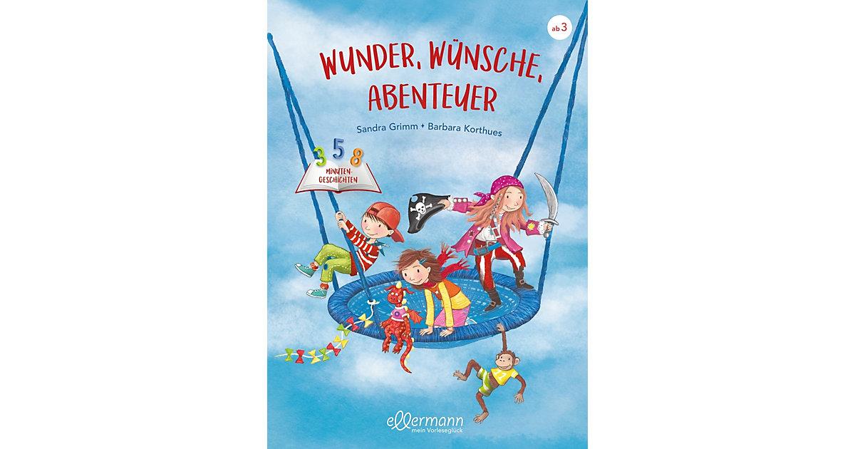 Buch - 3-5-8-Minutengeschichten kleine Abenteurer Kinder