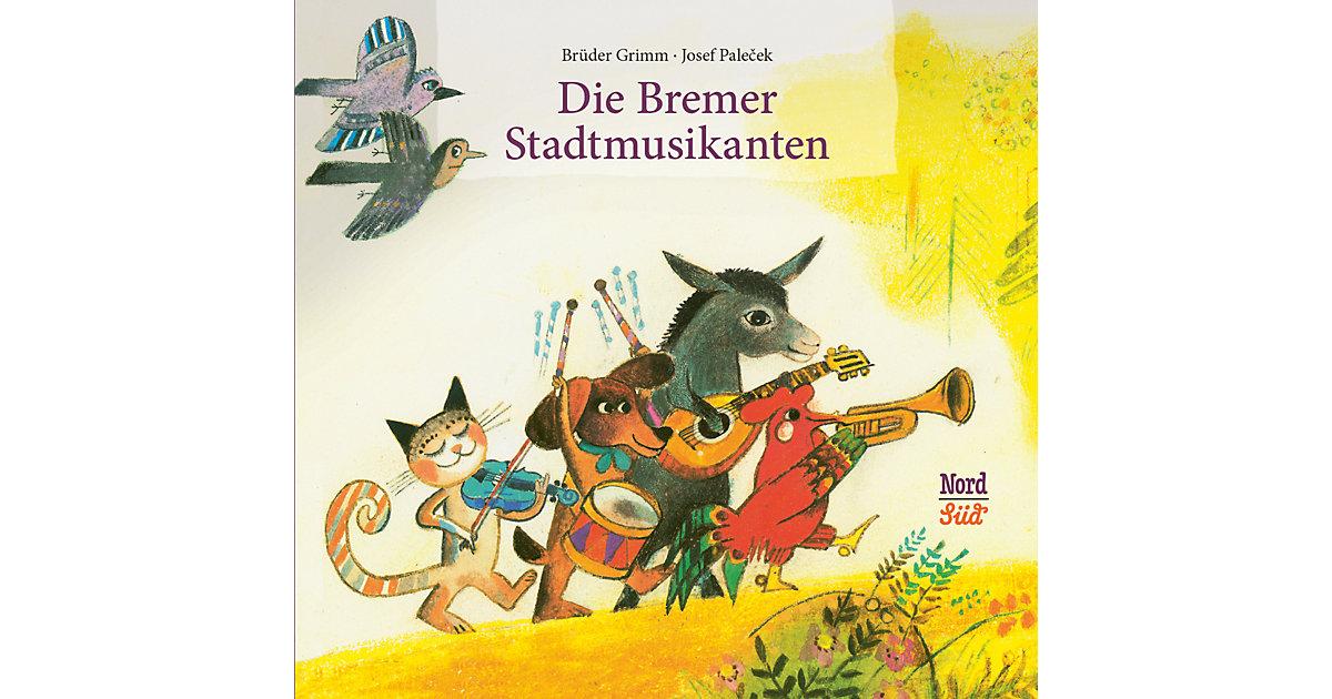 Buch - Die Bremer Stadtmusikanten