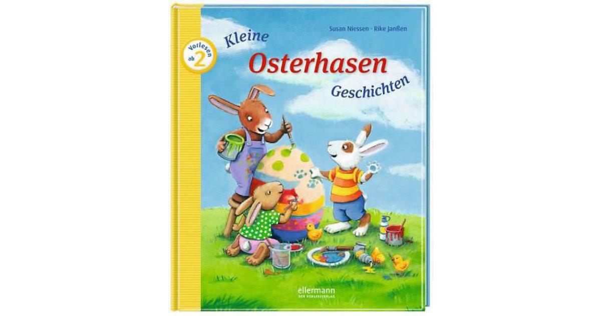 Kleine Osterhasen-Geschichten zum Vorlesen